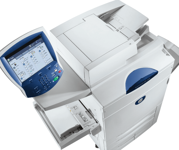 Xerox DocuColor 252 Driver / Specifications – Software