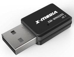 Device model: X-MEDIA XM-WN3200